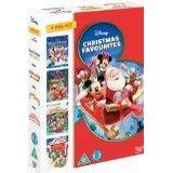 Disney dvd box Filmer Disney Christmas Favourites [DVD] [1995]