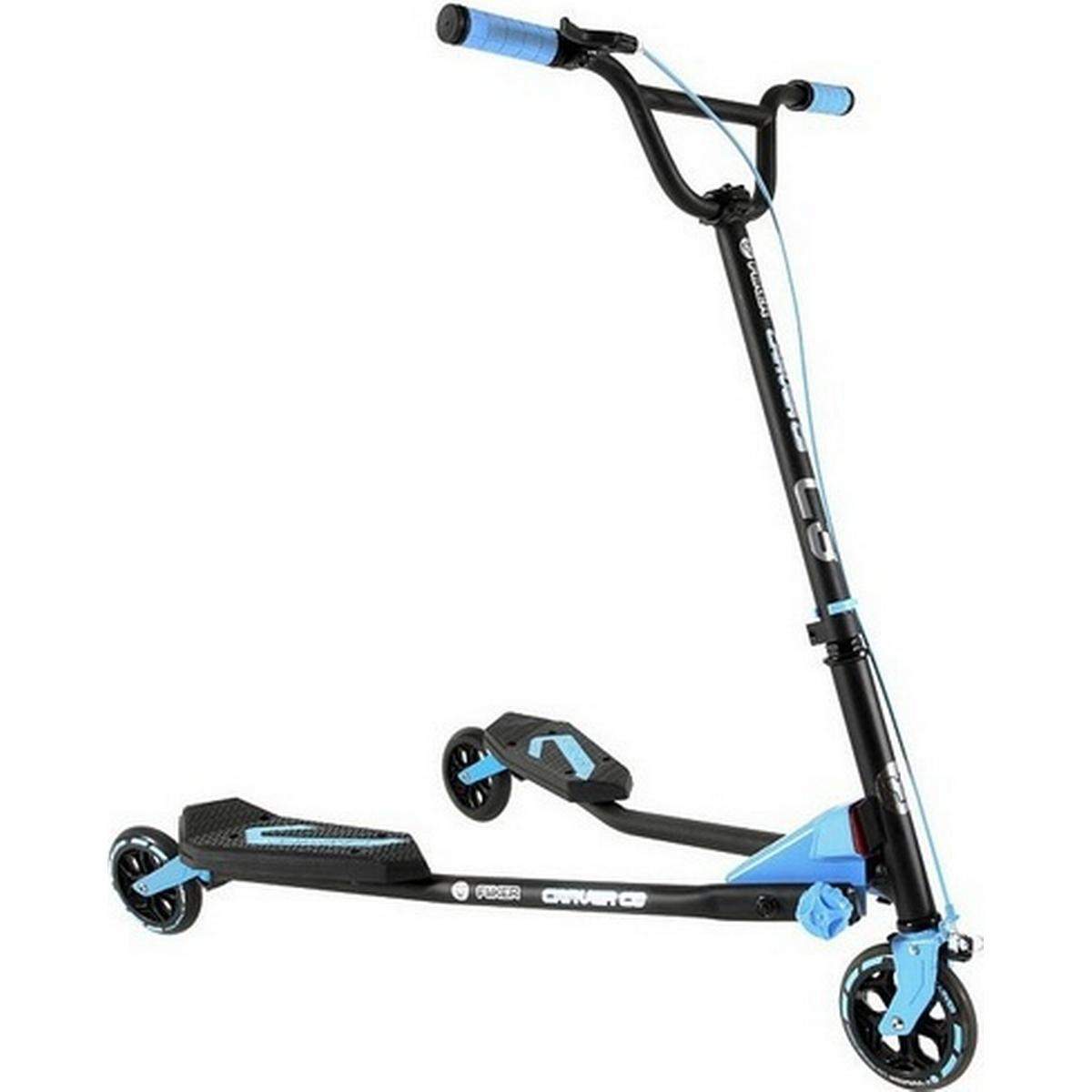 Yvolution Sparkcykel 4 Produkter Hos Pricerunner Se