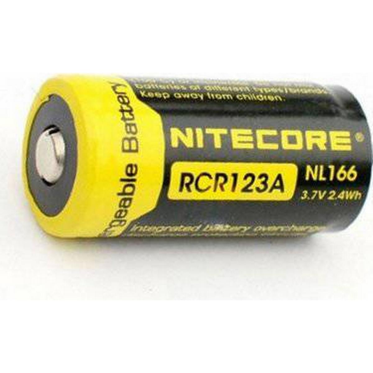 USB laddare Fenix för li ion 18650 26650 16340 14500 10440 (NIMH AAAAA)
