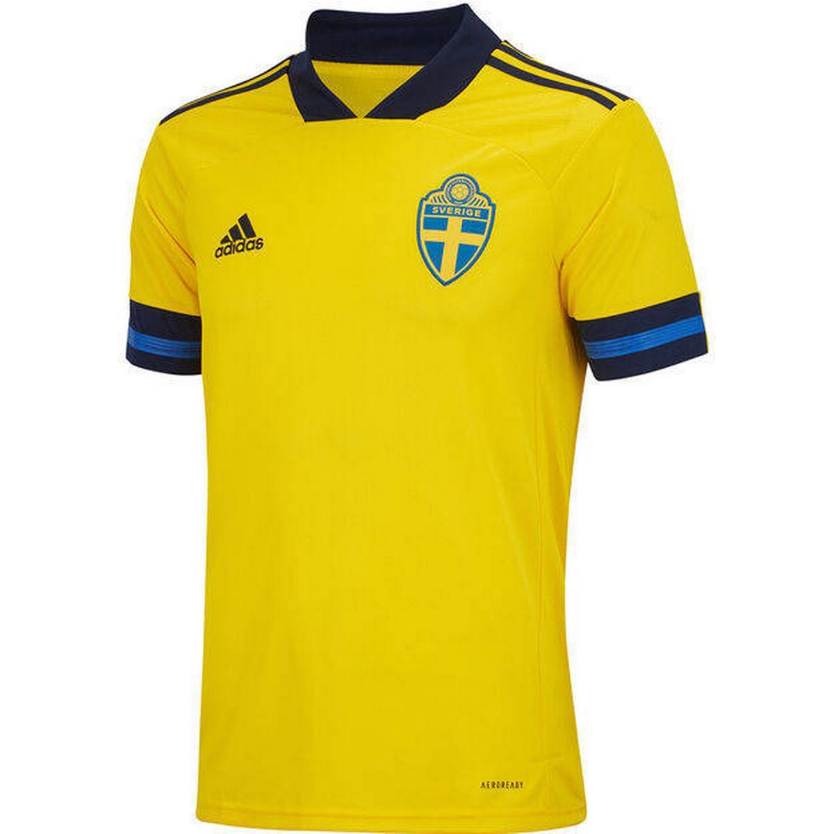 Sweden Away Shirt Official adidas SVFF Sverige Football