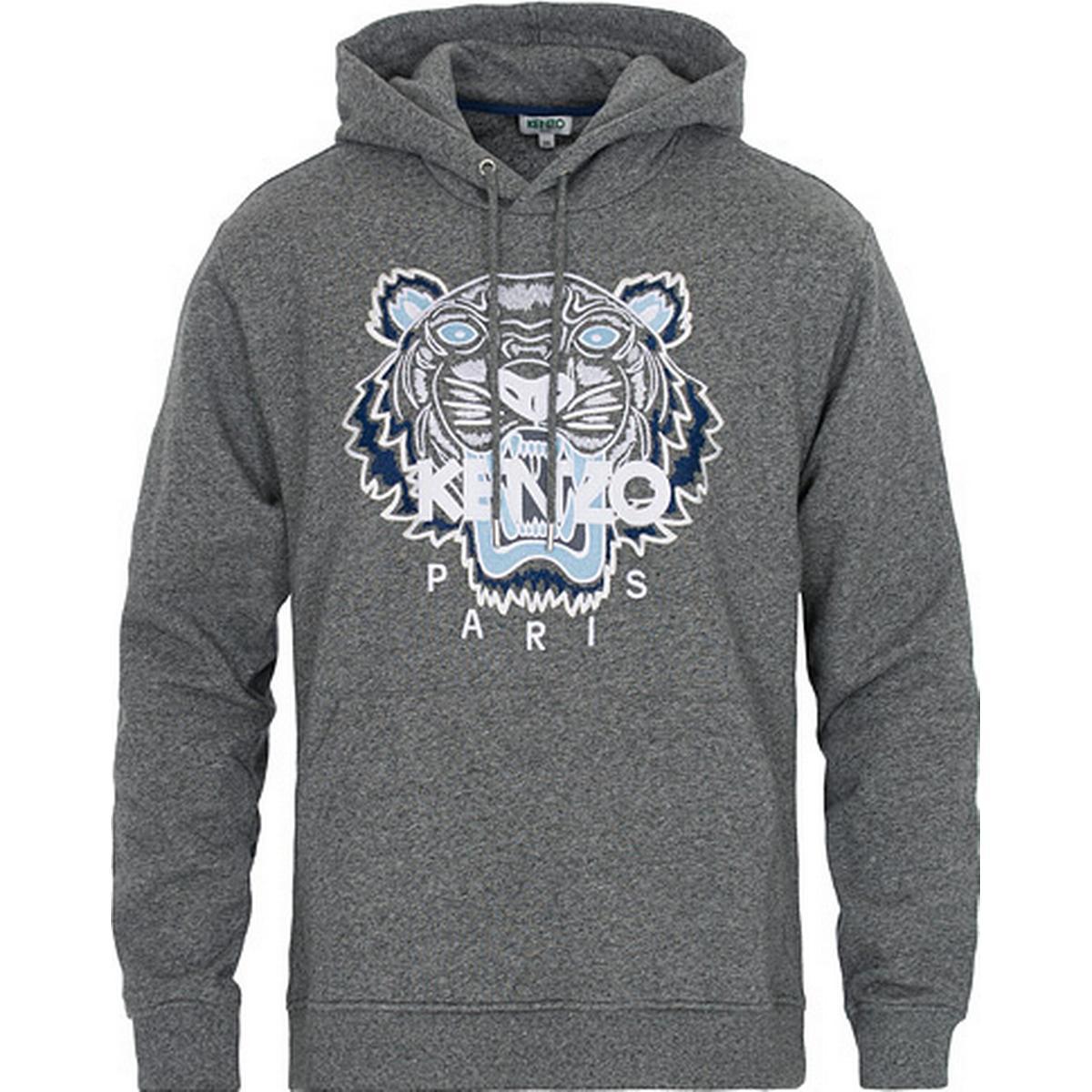 MULTICOLOUR Hooded patterned sweatshirt  Dsquared2  Hood tröjor