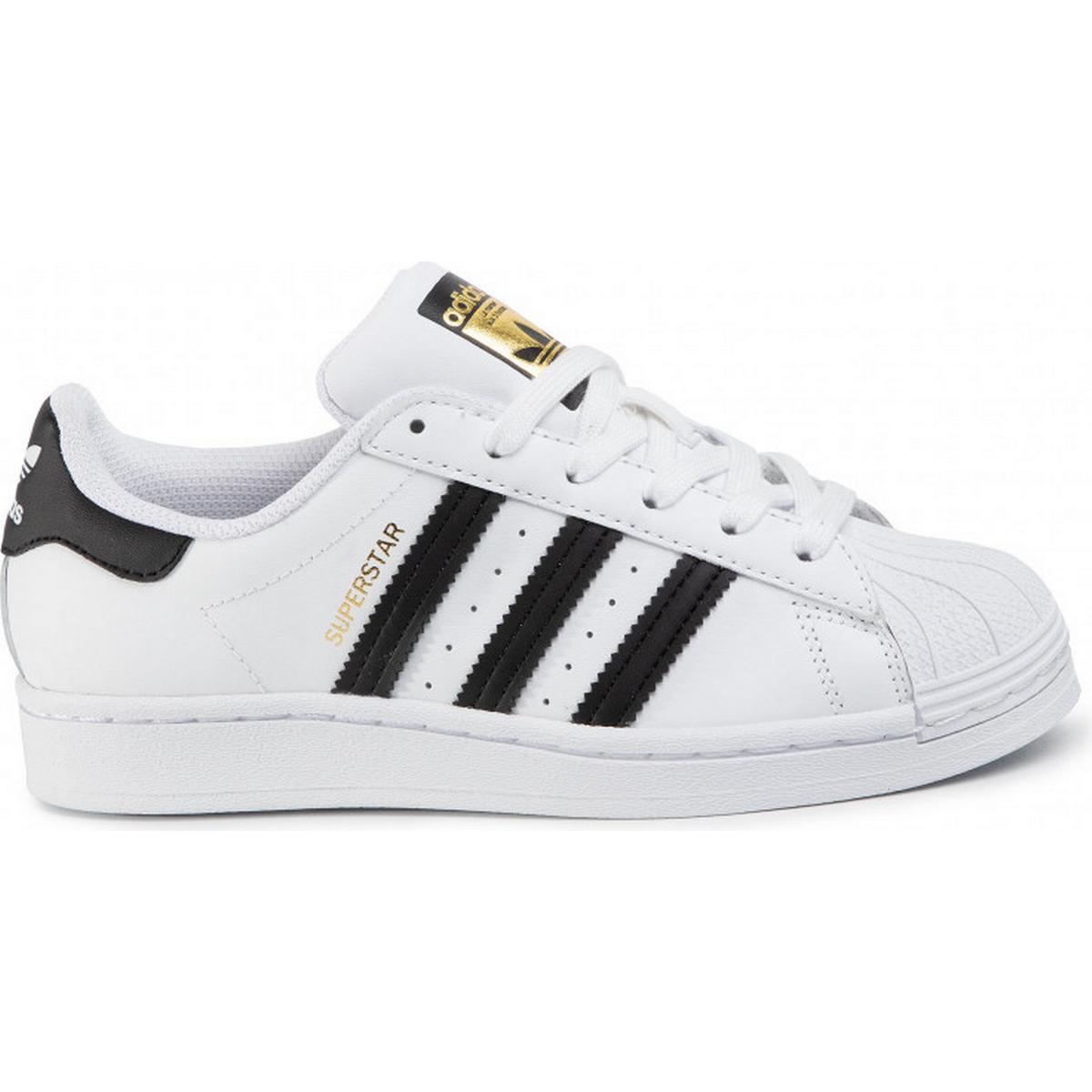 adidas superstar j white white metallic silver