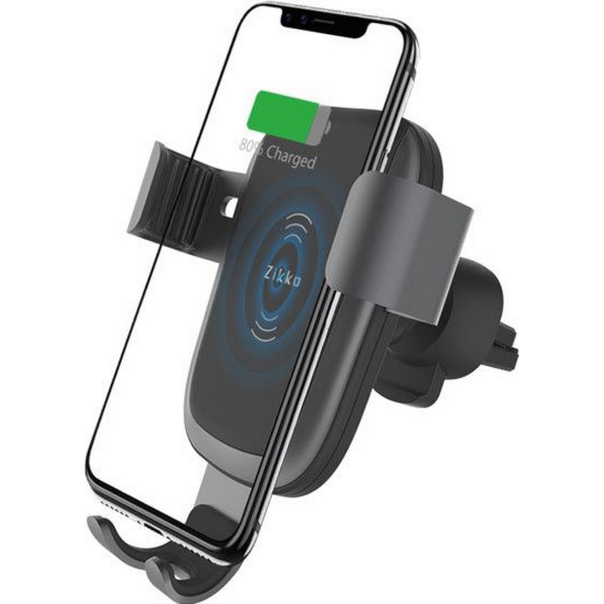 Bakeey Qi Trådlös Laddare Med LED Indikator För iPhone X 8 8Plus Samsung S7 S8 Note 8