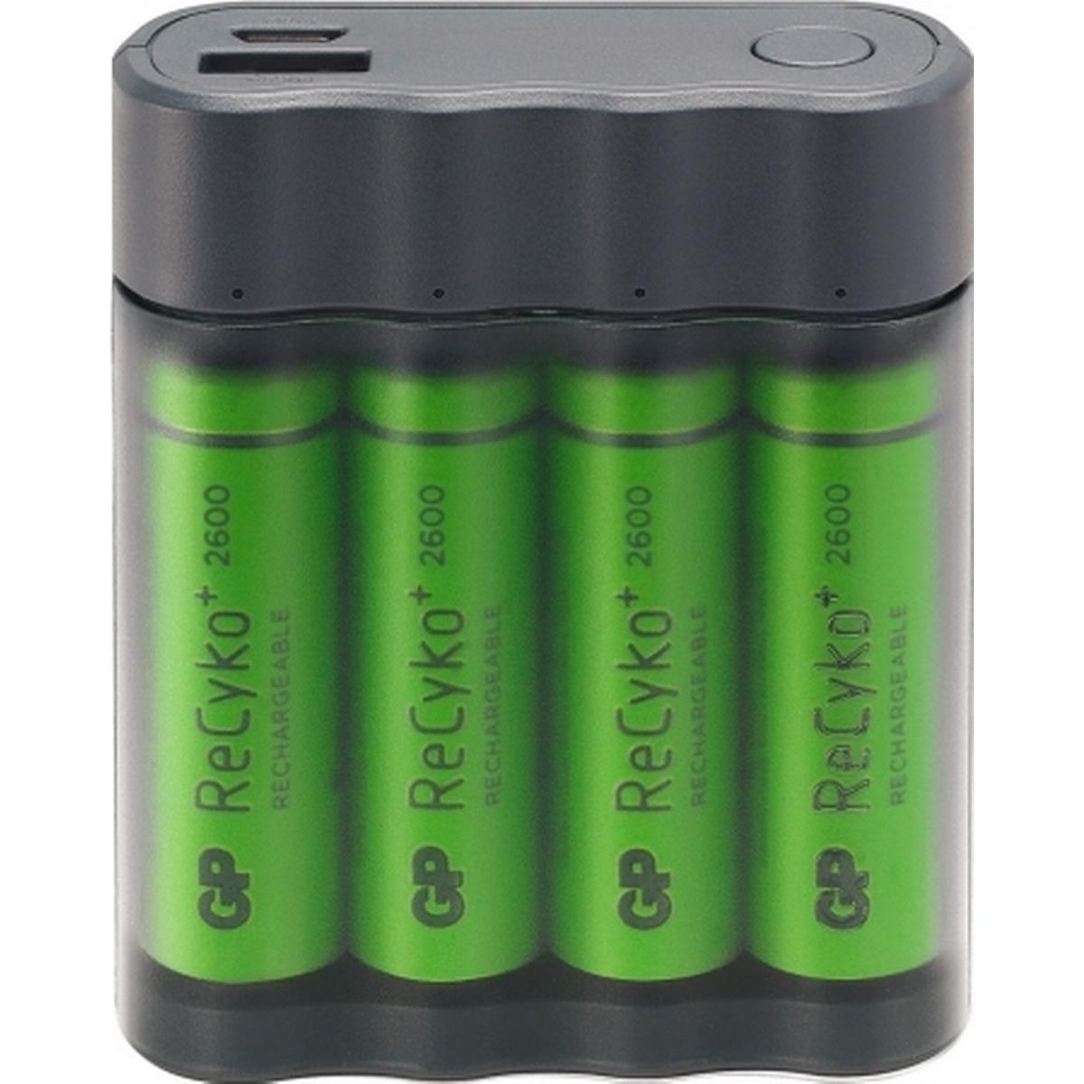 Aa batteri med laddare ???Hitta det lägsta priset hos