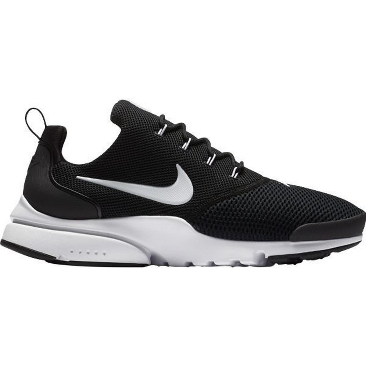 Nike W Air Presto Black Black White | Footshop