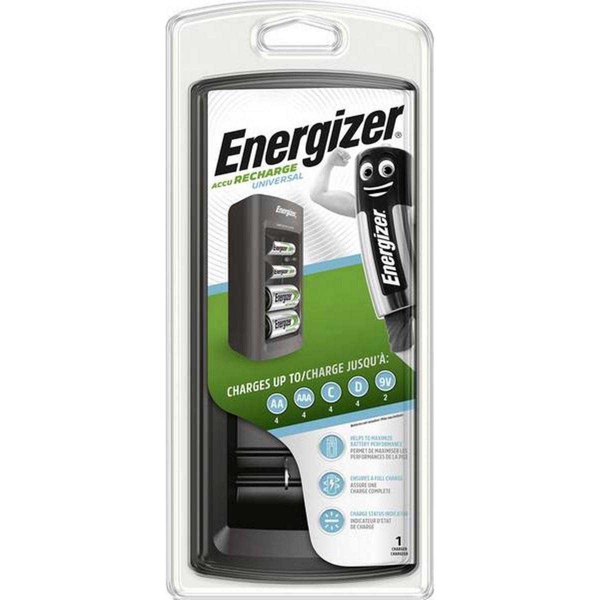 Energizer Ultimate iPhone 56 | 2in1 Billaddare 3.1Amp