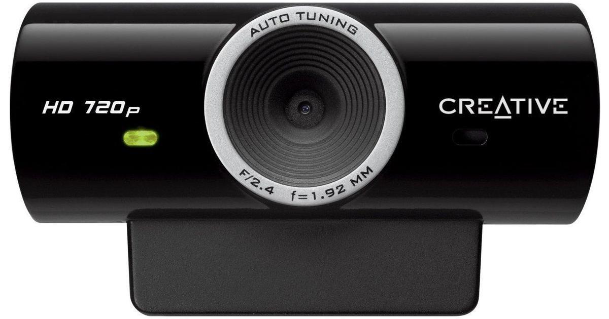Creative Live Cam Sync HD • Se pris (20 butiker) hos PriceRunner