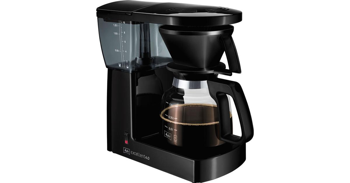 Kaffebryggare Melitta Excellent steel 4.0