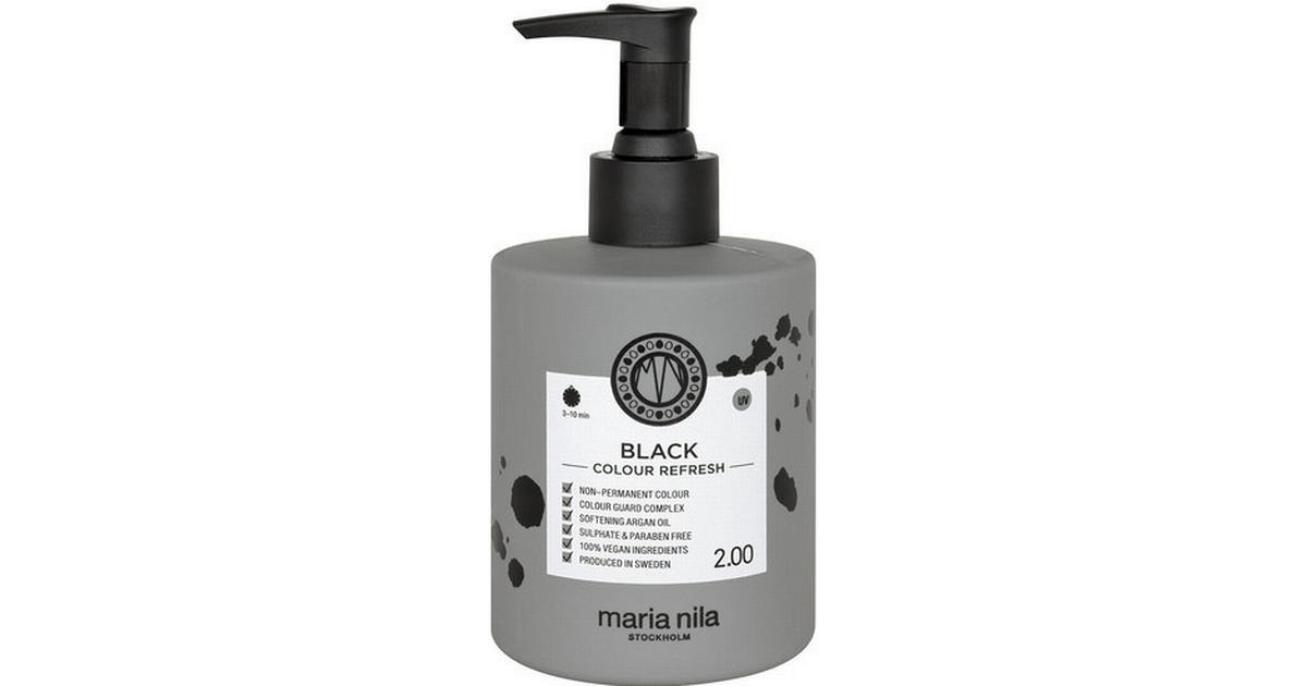 Maria Nila Colour Refresh 2 00 Black 300ml