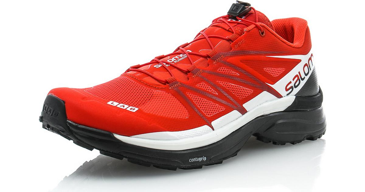 Salomon S LAB Wings RedWhite