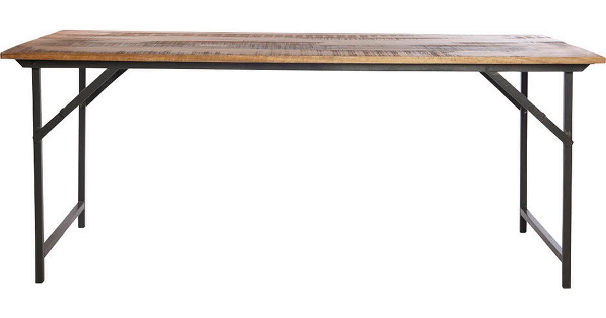 House Doctor Kant 140cm Matbord • Se priser (15 butiker) »