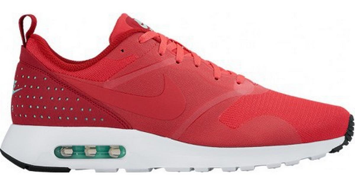 Bästa billigt pris Nike AIR MAX TAVAS Sneakers Herr Röd