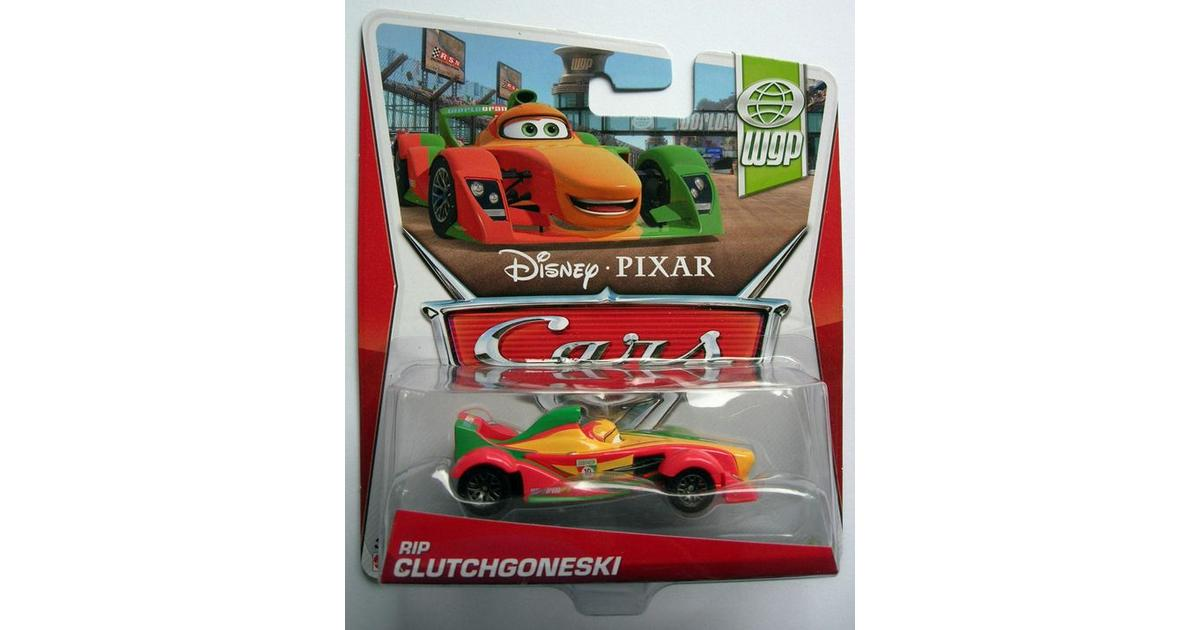 Details about  /Disney Pixar Cars 2 Play Pack Grab /& Go Activity All In One