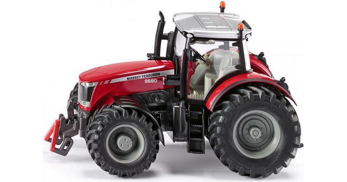 Siku Farmer Massey Ferguson with loader