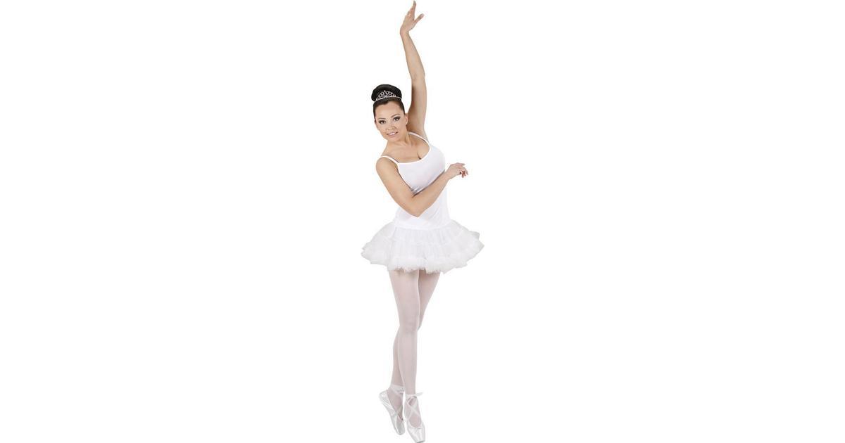 äkta skor träffa bäst billig Widmann Prima Ballerina White - Hitta bästa pris, recensioner och ...