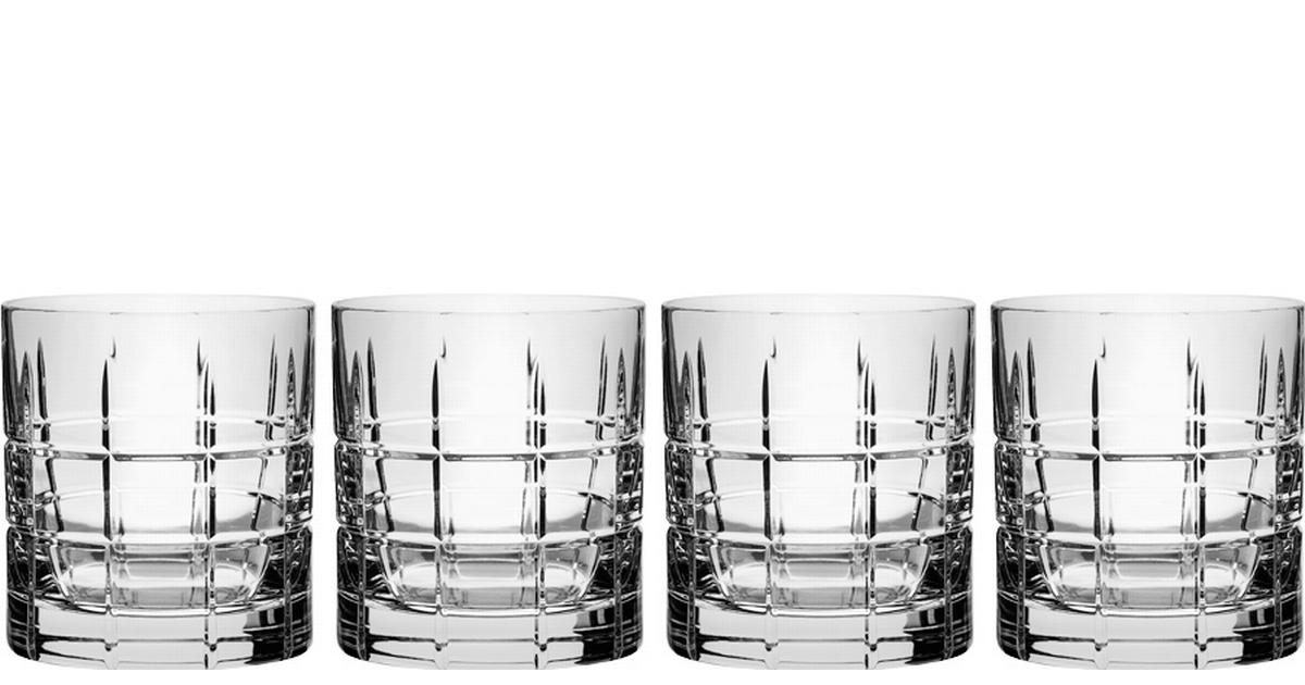 Orrefors Street Old Fashion 4-pack