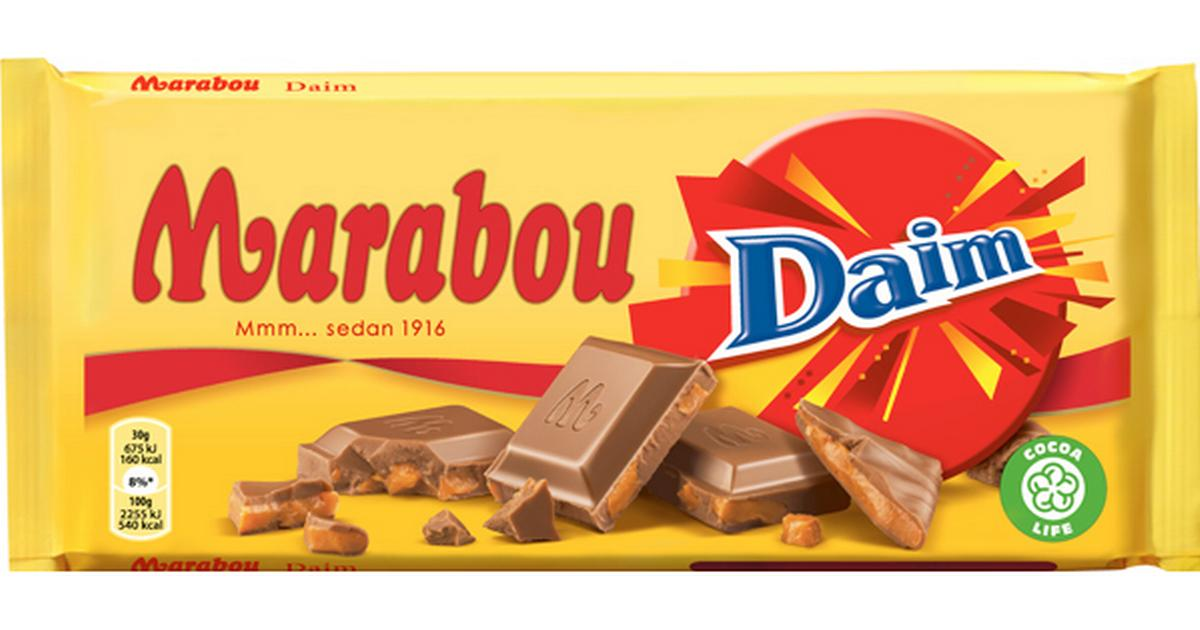 hur mycket kostar marabou choklad