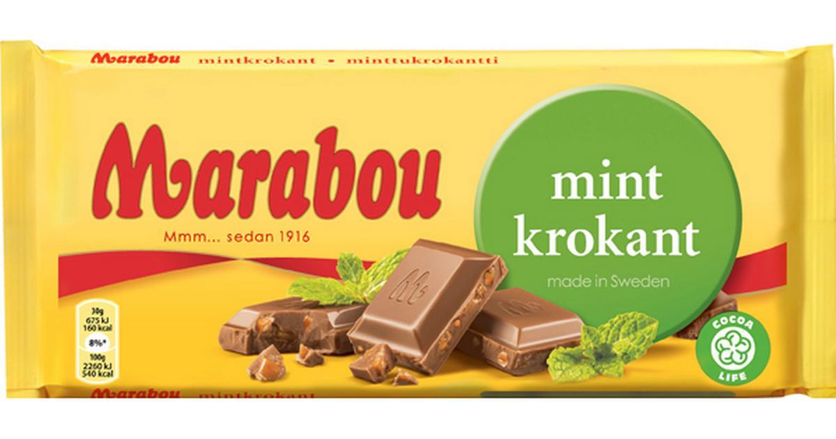200g marabou choklad kcal