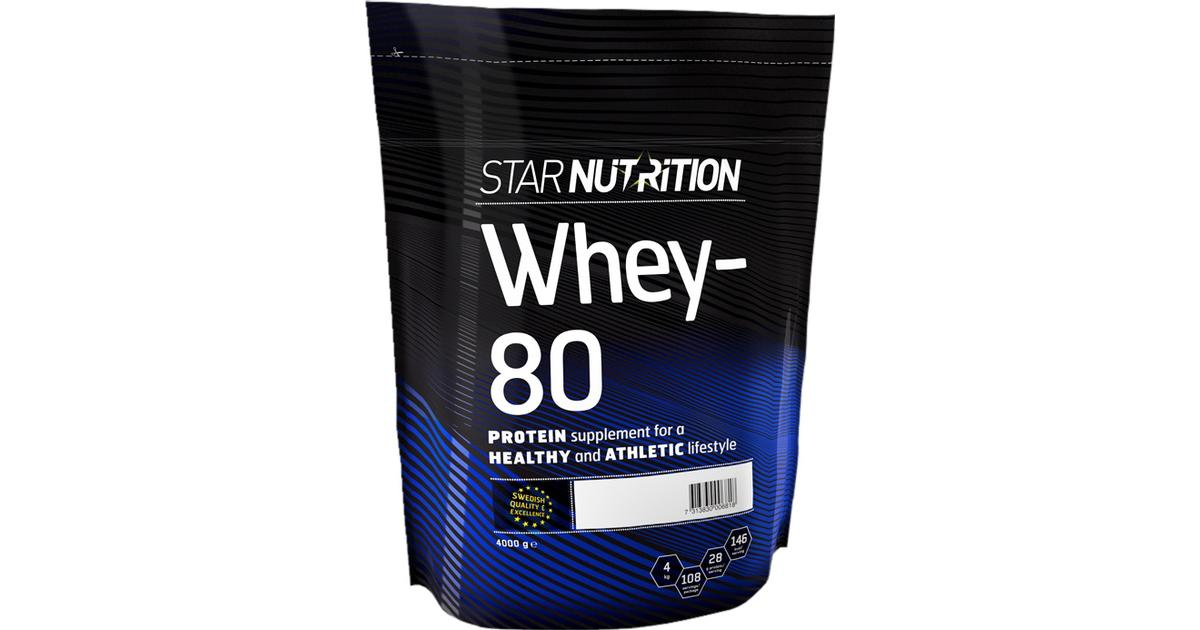 whey 80 vanilla pear