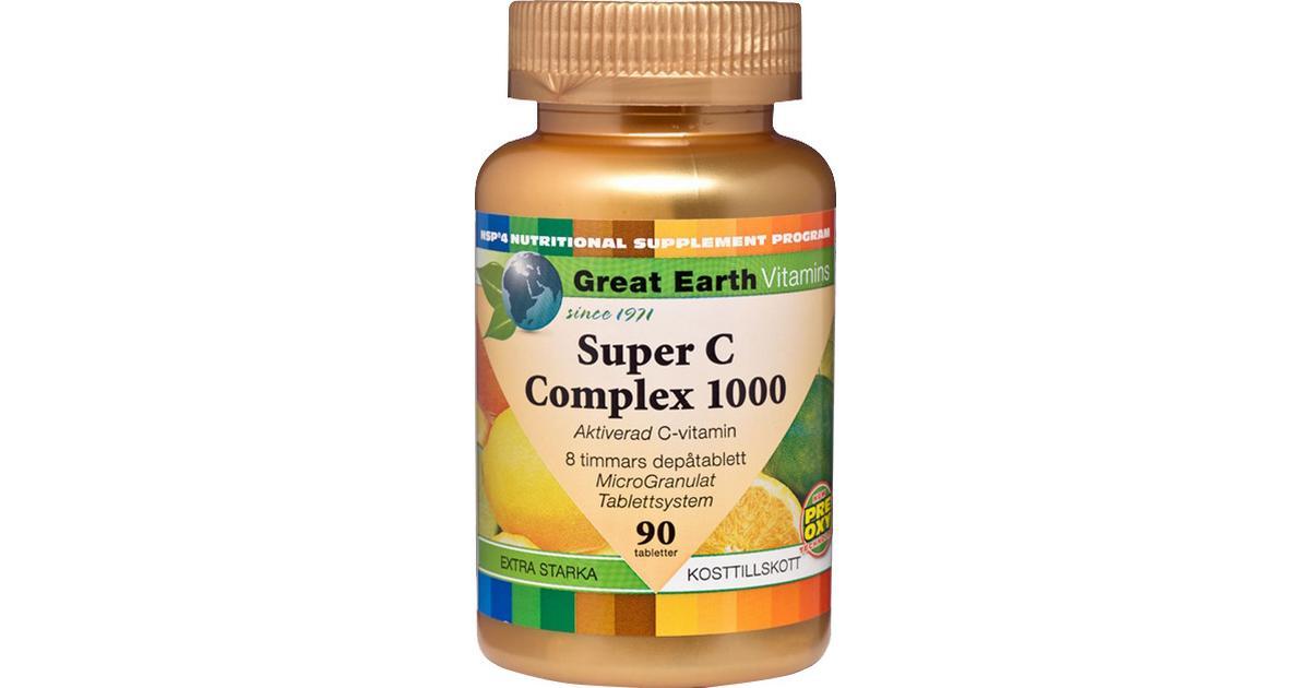 great earth super c complex