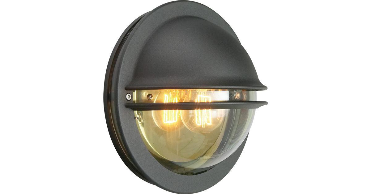 Vägglampa Berlin LED modul Svart | StayHome.se
