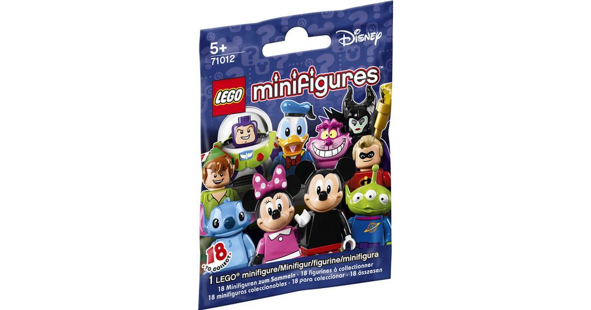 Lego Minifigures Series Disney 71012 Complete-Complete Series 18 pcs