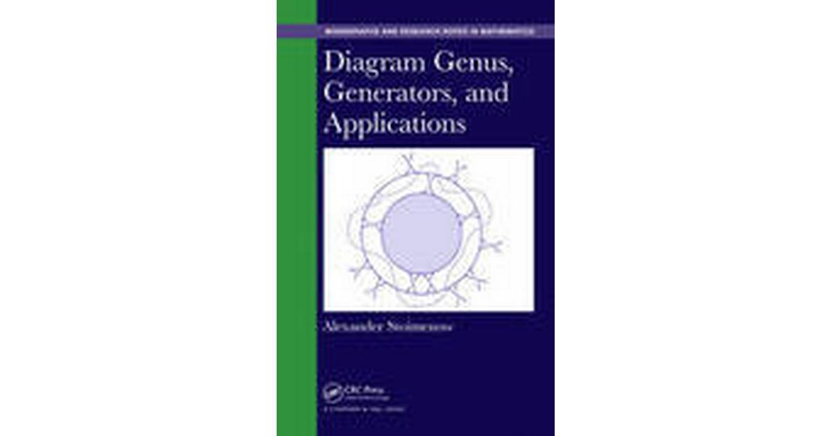 Diagram Genus  Generators And Applications  Inbunden  2016
