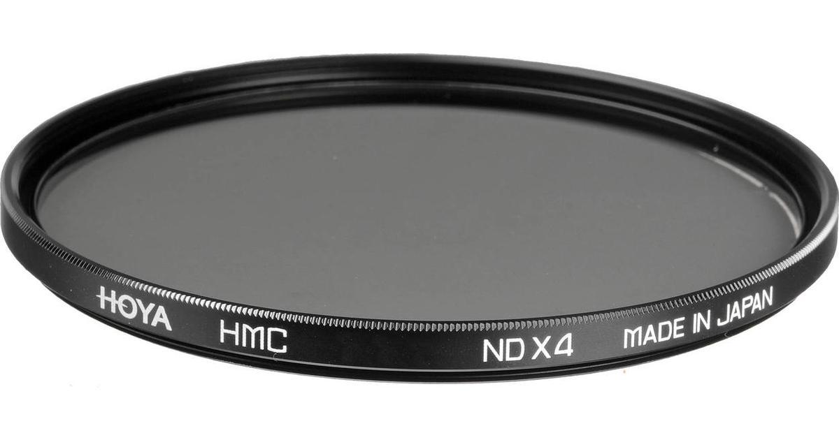 Hoya PRO-ND 55mm 4x Neutral Density Filter 2 Stops 0.6