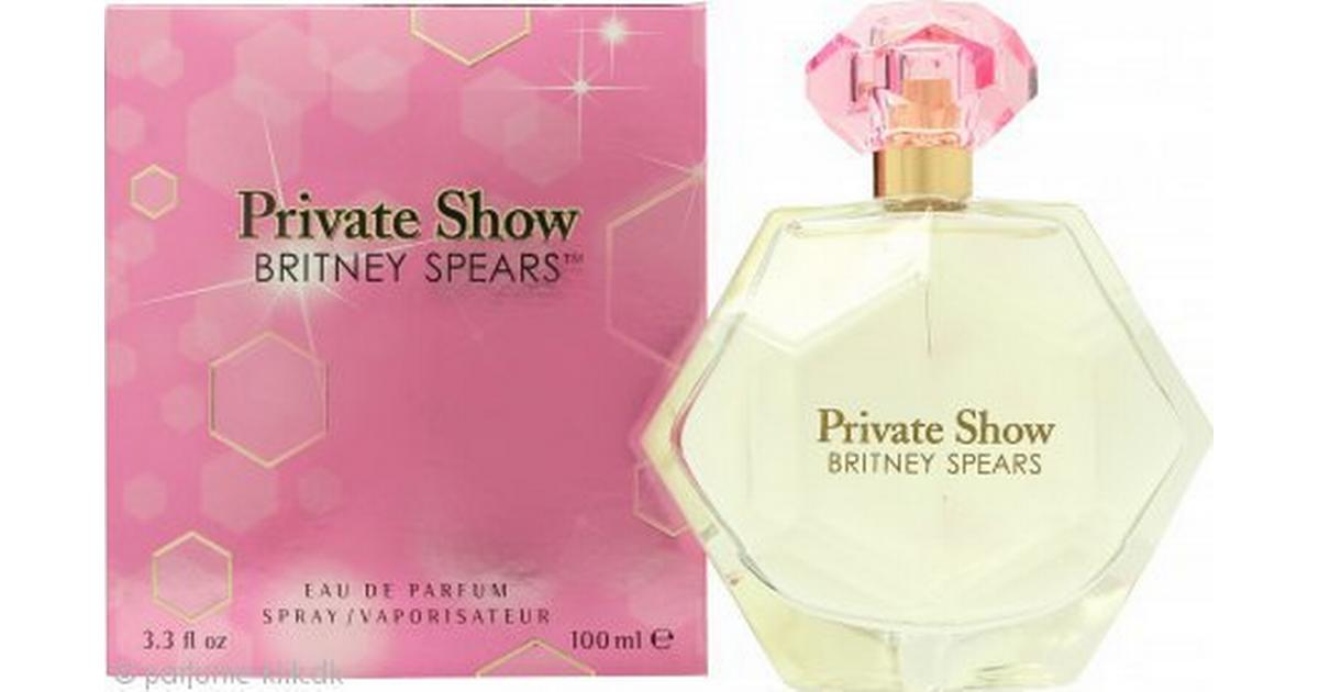 Britney Spears Private Show EdP 30ml • Se priser (8 butiker) »