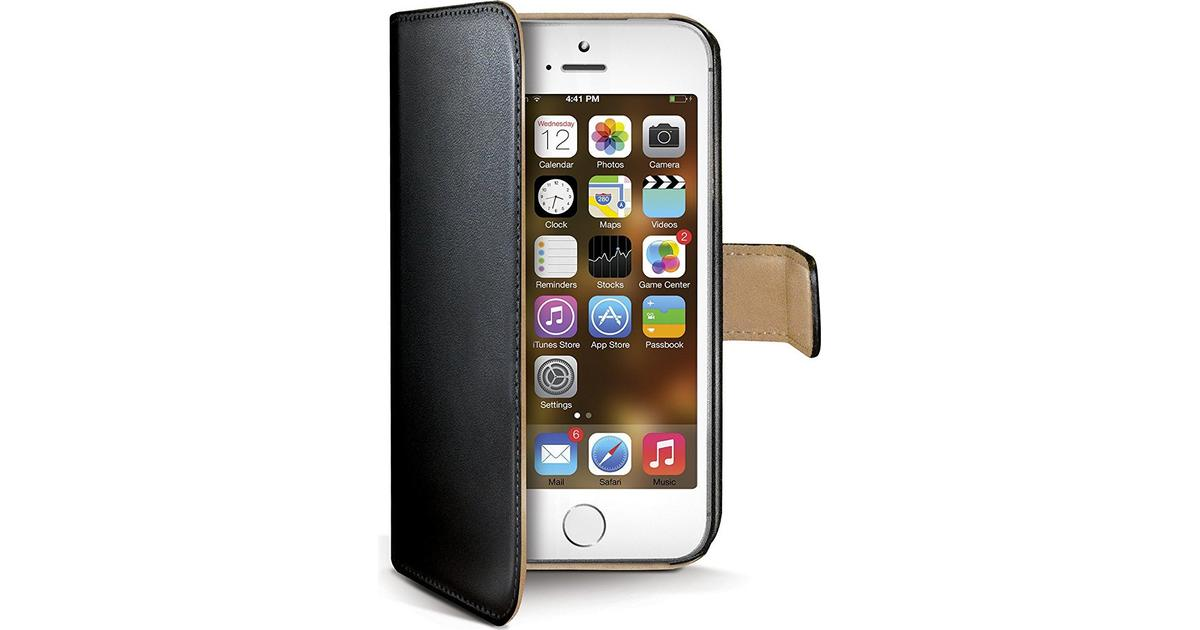 Celly Wallet Case (iPhone 55SSE)