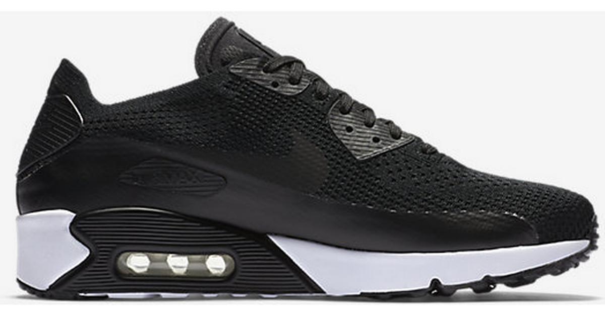 Nike Air Max 90 Ultra 2.0 Flyknit BlackWhite Hitta bästa pris, recensioner och produktinformation på PriceRunner Sverige