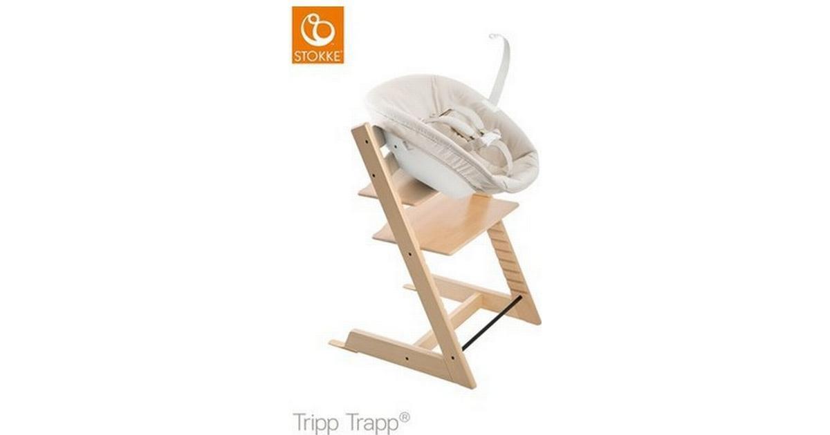 Stokke Tripp Trapp Stol + Newborn Set Hitta bästa pris, recensioner och produktinformation på PriceRunner Sverige