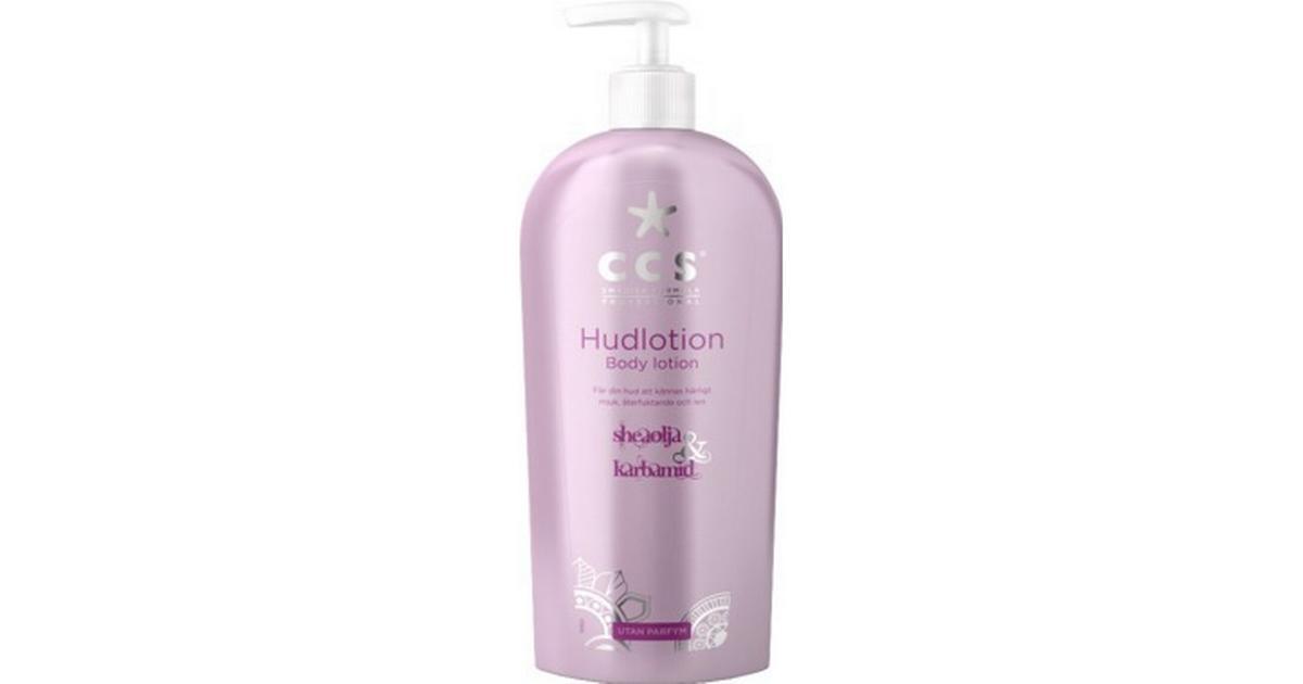 ccs hudlotion parfymerad