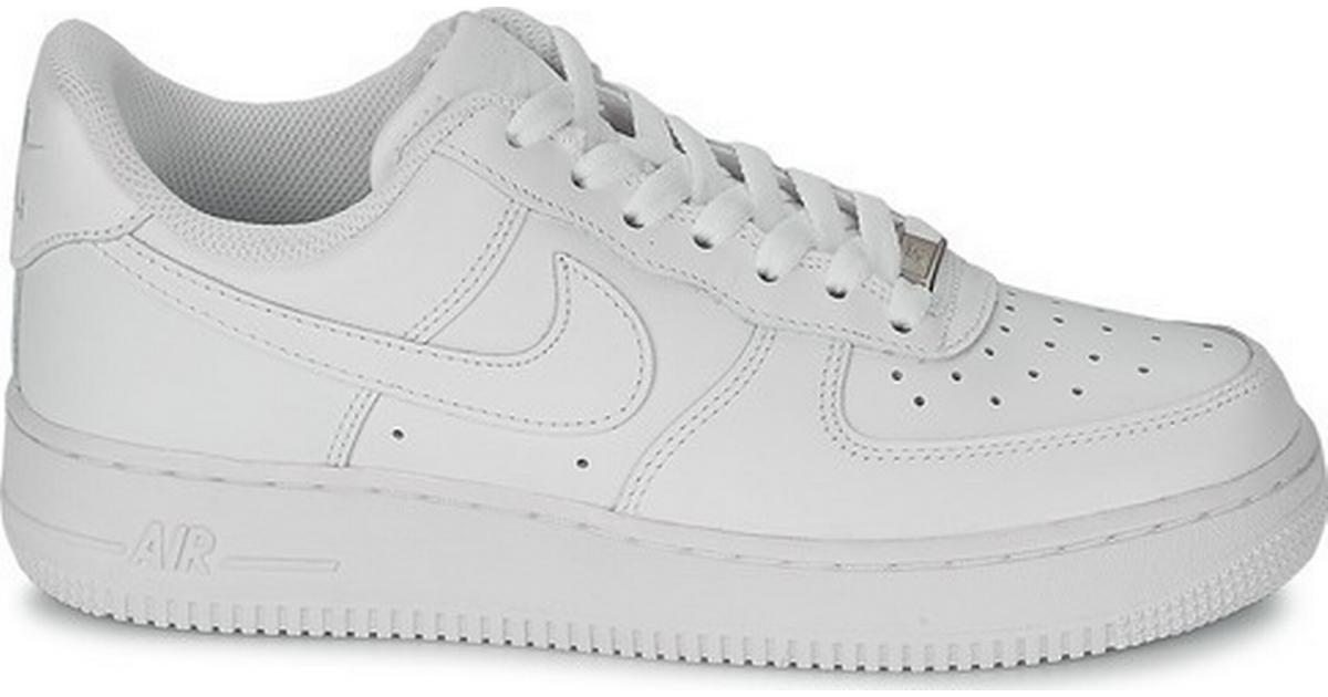 Nike WMNS Air Force 1 ´07 White �?Se priser (1 butiker) »