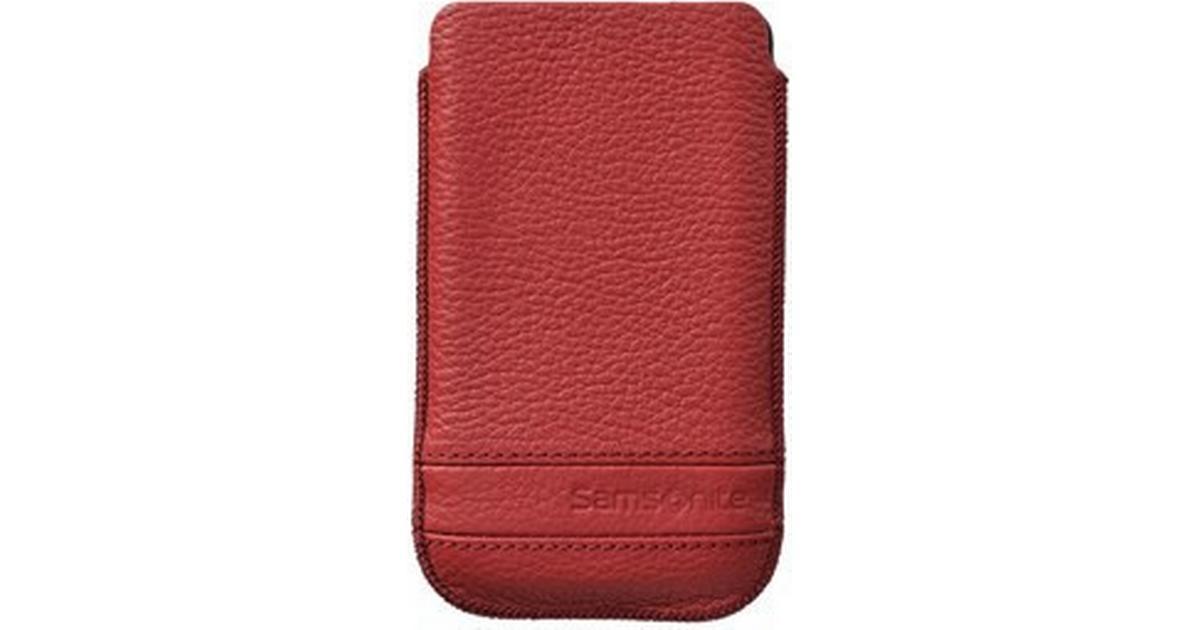 Samsonite Slim Classic Leather Sleeve XL