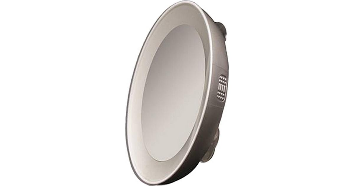 Tweezerman Led Lighted Compact Mirror 10x Se Priser 8
