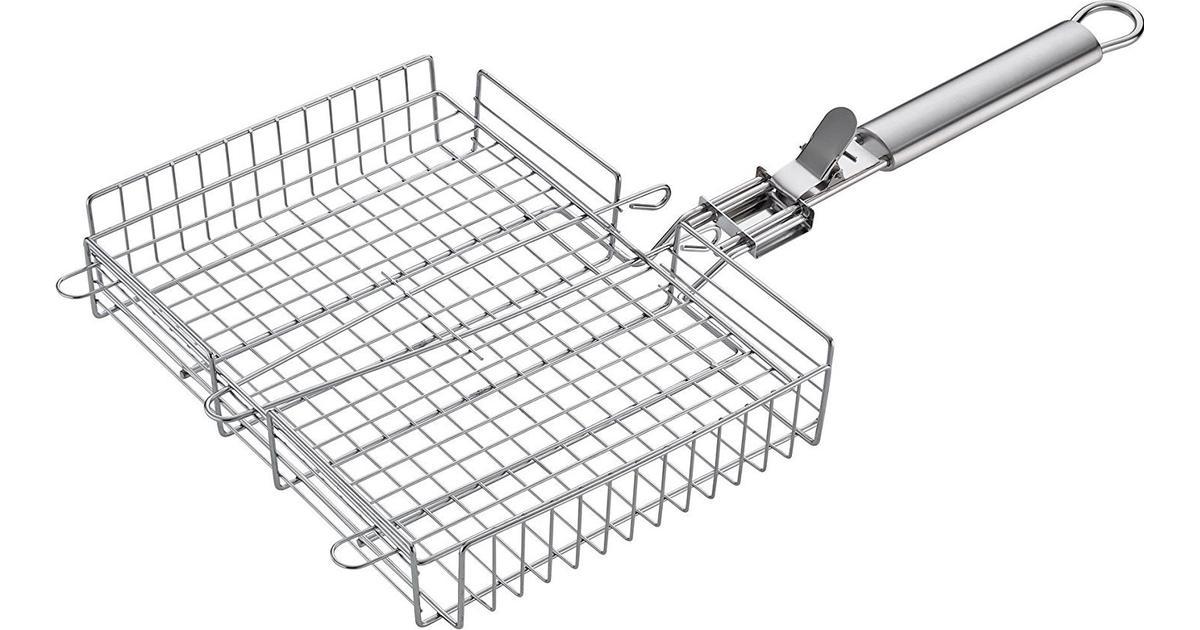Küchenprofi BBQ Grill Basket With Handle 1066072800 • Se
