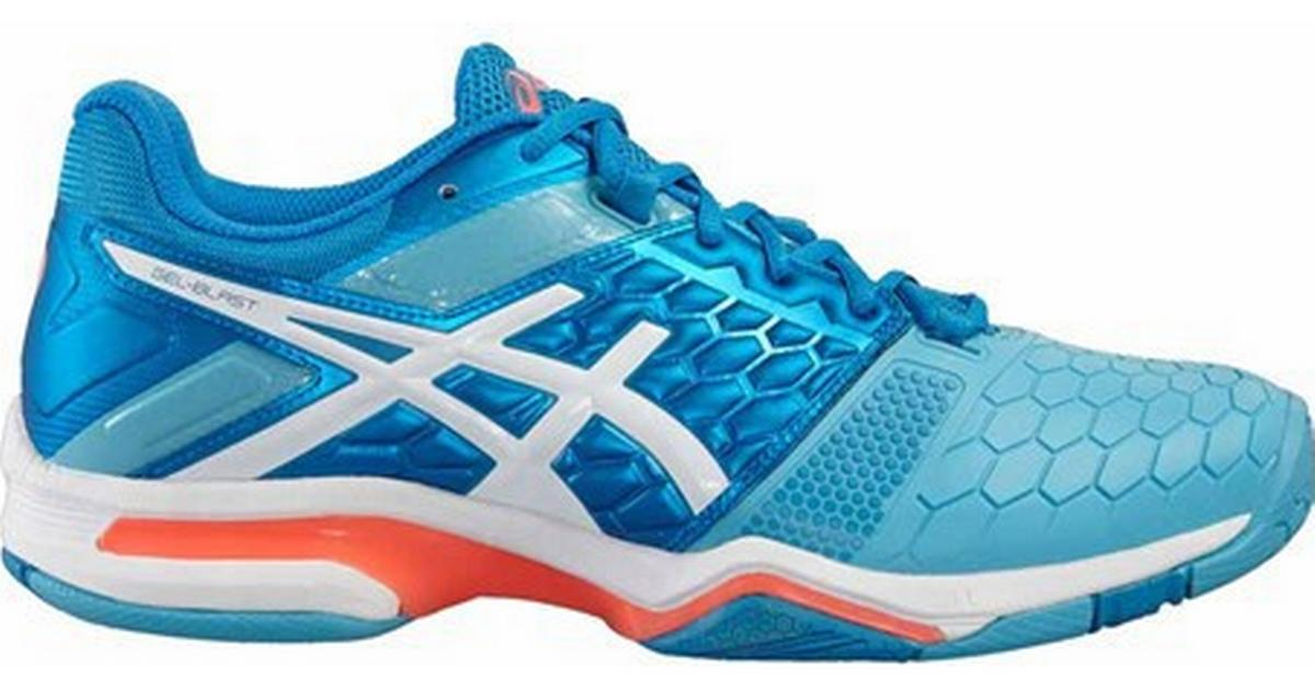 Asics Gel Blast 7 W Blue JewelWhiteFlash Coral