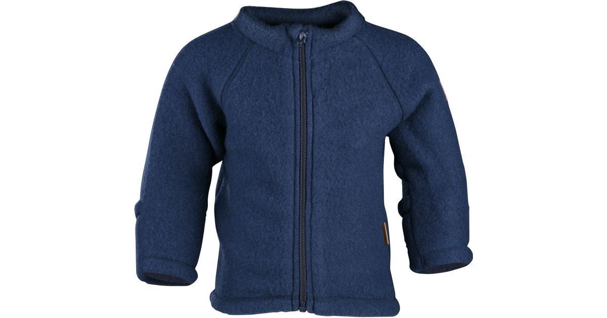 Mikk Line Baby Wool Jacket Blue Nights Hitta bästa pris, recensioner och produktinformation på PriceRunner Sverige