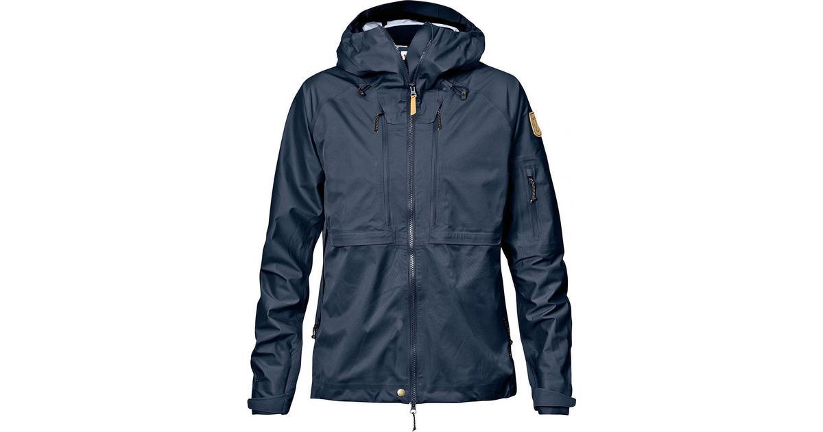 Fjällräven Keb Eco Shell Jacket W Dark Navy