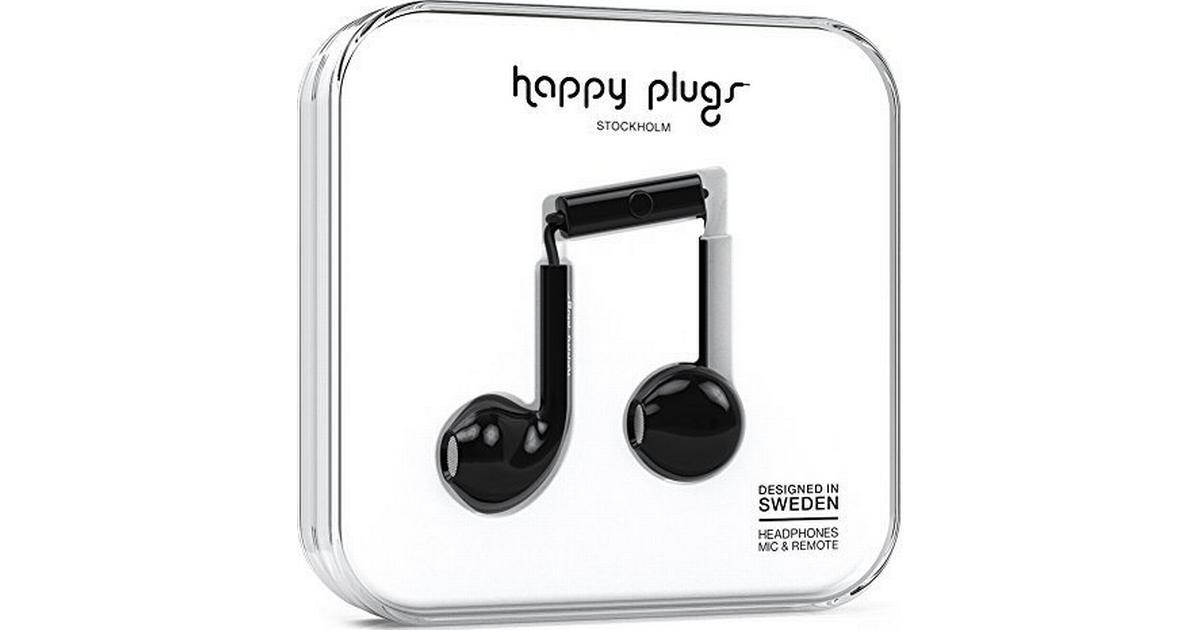 Happy Plugs Earbud Plus Se L 228 Gsta Priset 24 Butiker