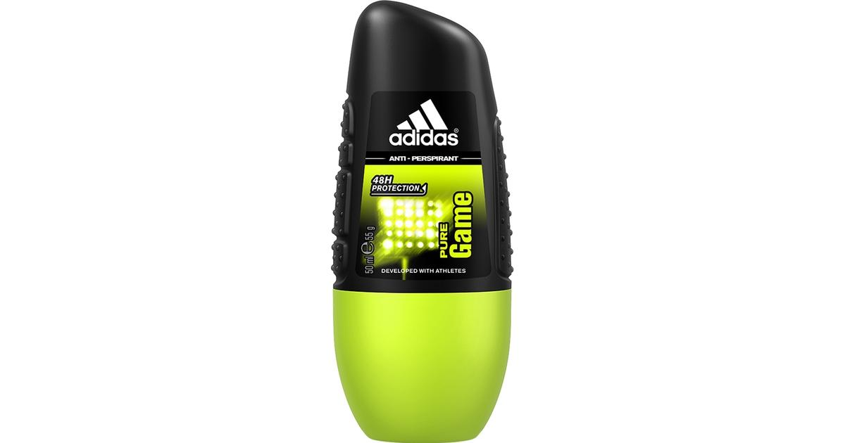 Adidas Pure Game Anti perspirant Roll On, 48h Protection, 50ml
