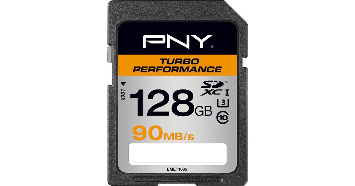 PNY Turbo Performance 64GB SDXC card Class 10