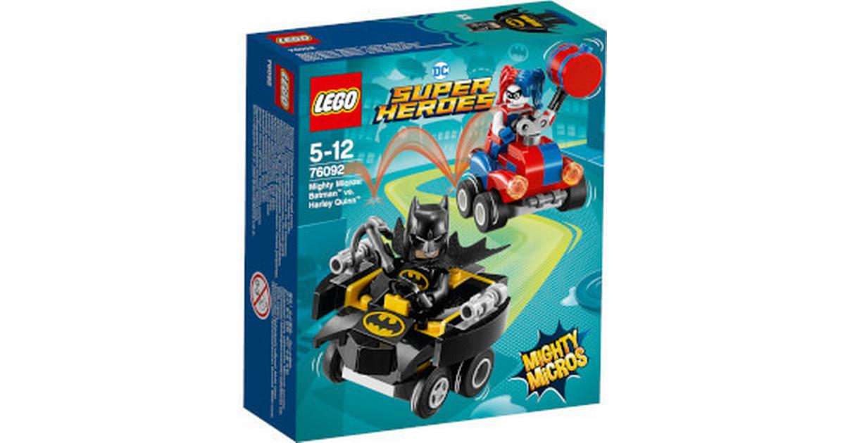 New /& Sealed Retired LEGO 76092 Super Heroes Batman vs Harley Quinn