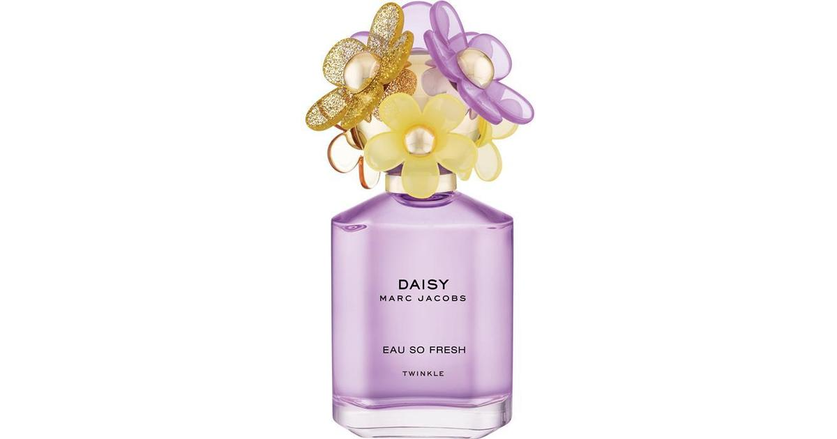 Marc Jacobs Daisy Eau So Fresh Kiss EdT 75ml • Se priser (1