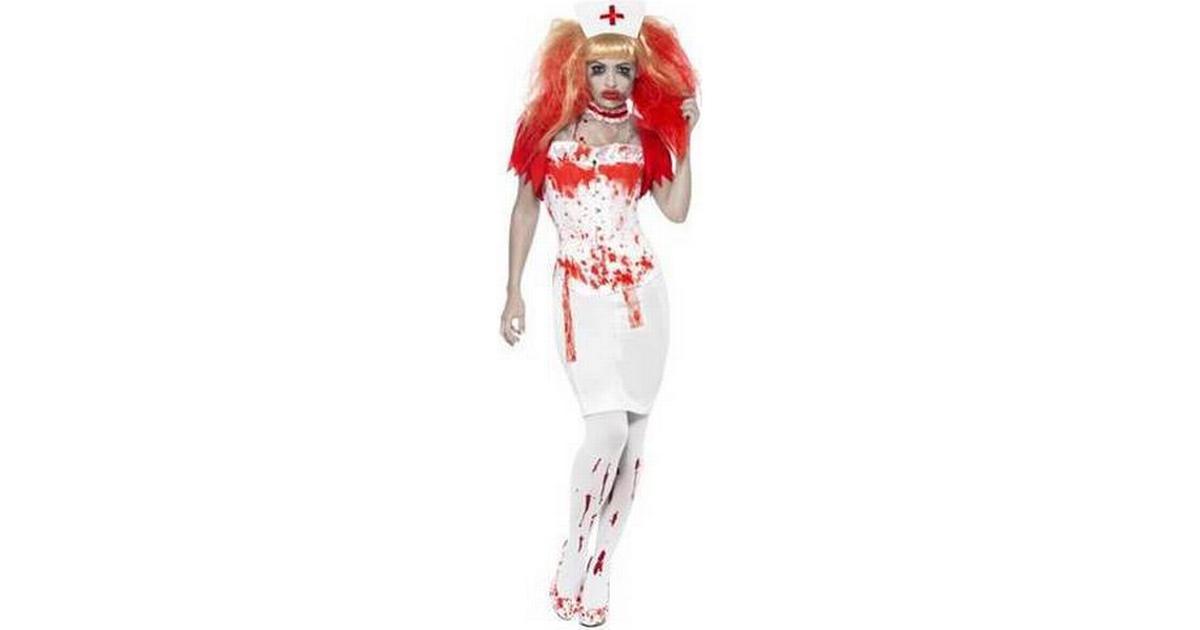 Smiffys Blood Drip Nurse Costume