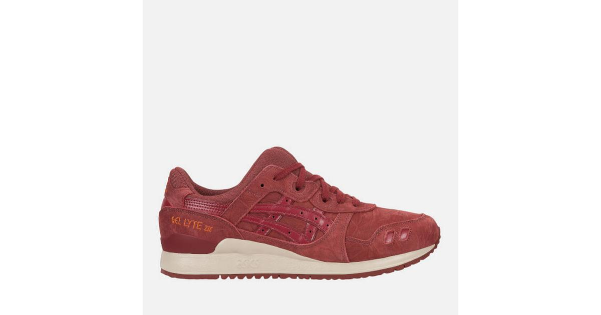 Asics Gel Lyte III Brown