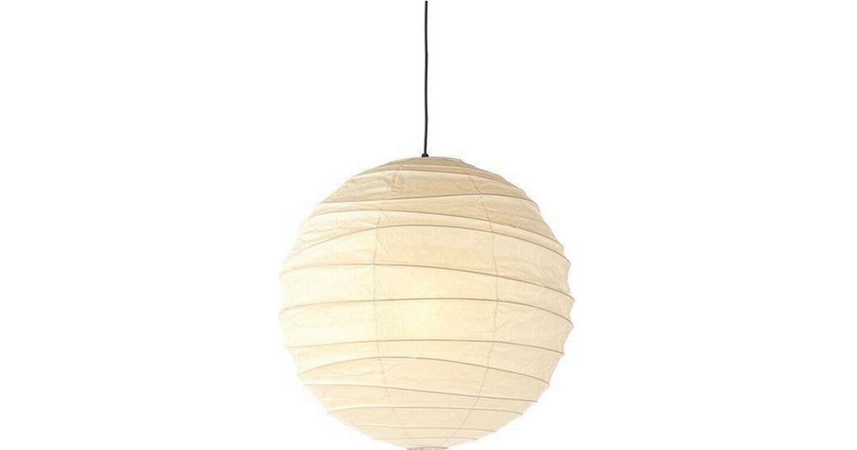 Vitra Akari 75D Rispapperslampa