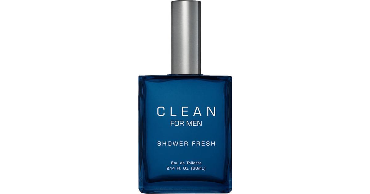Clean Shower Fresh For Men edt 60ml Hitta bästa pris på