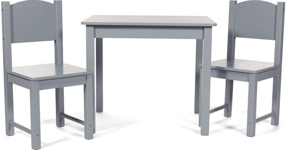 Woodlii Bord och Stolar 2 pack Hitta bästa pris, recensioner och produktinformation på PriceRunner Sverige